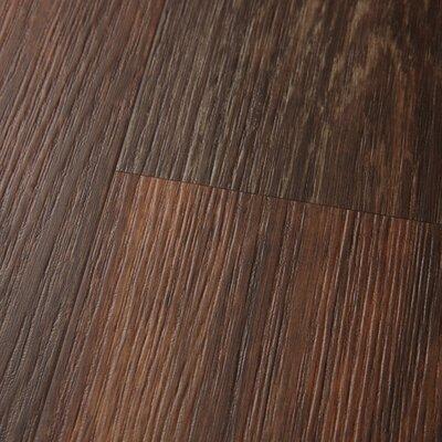 Adura Iron Hill Glue Down Resilient 6 x 48 x 4mm Luxury Vinyl Plank in Fireside