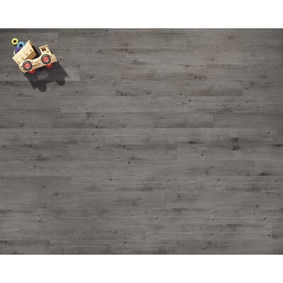Adura Tribeca Glue Down Resilient 5 x 48 x 4mm Luxury Vinyl Plank in Steel