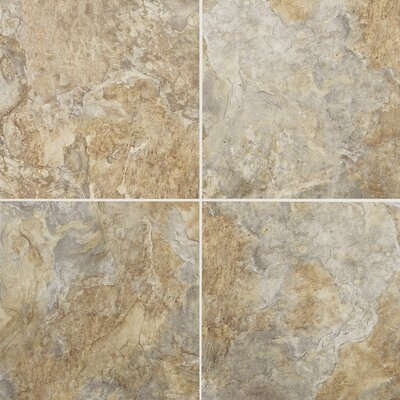 Adura Rushmore Glue Down Resilient 16 x 16 x 4mm Luxury Vinyl Tile in Keystone