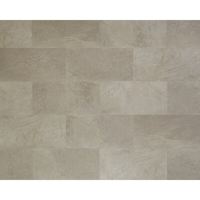 Adura Meridian Glue Down Resilient 12 x 24 x 4mm Luxury Vinyl Tile in Fossil
