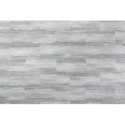 Adura Cascade Glue Down Resilient 12 x 24 x 4mm Luxury Vinyl Tile in Horizon