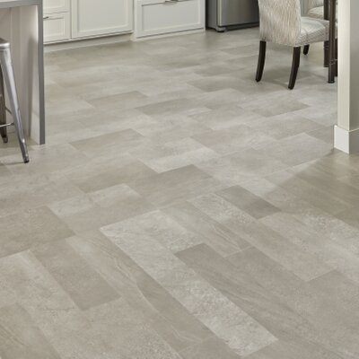 Adura Meridian Glue Down Resilient 16 x 16 x 4mm Luxury Vinyl Tile in Stucco
