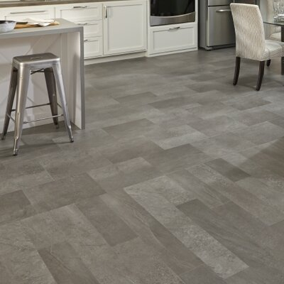 Adura Meridian Glue Down Resilient 16 x 16 x 4mm Luxury Vinyl Tile in Fossil