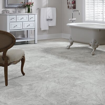 Adura Century Glue Down Resilient 16 x 16 x 4mm Luxury Vinyl Tile in Pumice