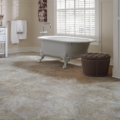 Adura Century Glue Down Resilient 16 x 16 x 4mm Luxury Vinyl Tile in Pebble