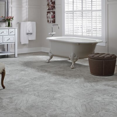Adura Century Glue Down Resilient 16 x 16 x 4mm Luxury Vinyl Tile in Mineral