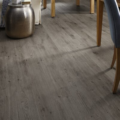 Adura Tribeca Glue Down Resilient 5 x 48 x 4mm Luxury Vinyl Plank in Cinder