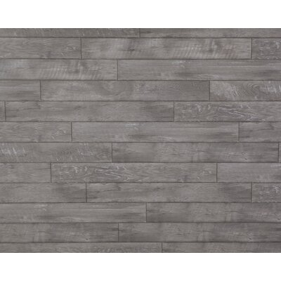 Restoration 6 x 51 x 12mm Historic Oak Laminate Flooring in Slate