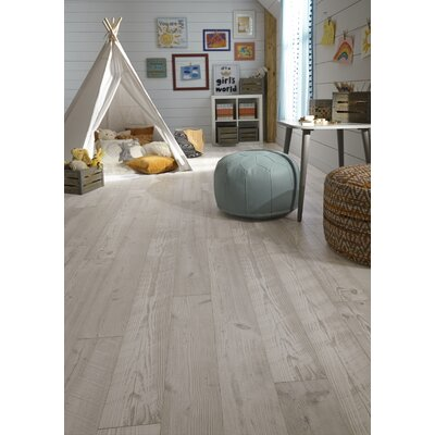 Restoration 6 x 51 x 12mm Seaview Pine Laminate Flooring in Dune
