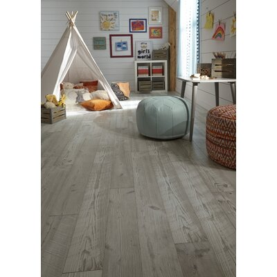 Restoration 6 x 51 x 12mm Seaview Pine Laminate Flooring in Sand