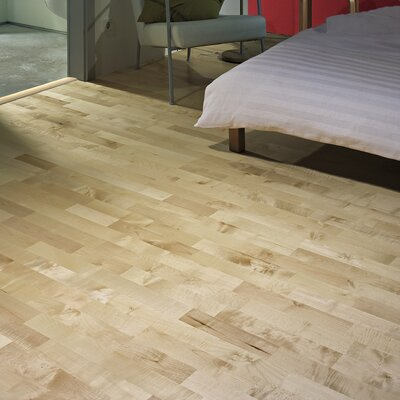 European Naturals 3-Strip 7-7/8 Engineered Maple Salzburg Hardwood Flooring