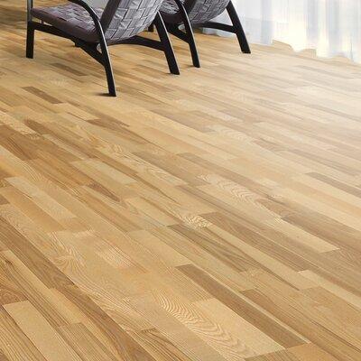 Scandinavian Naturals 7-7/8 Engineered Ash Kalmar Hardwood Flooring