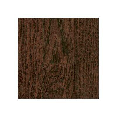 Muirfield 3 Solid Oak Hardwood Flooring in Dark Chocolate