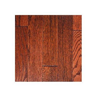 Muirfield 3 Solid Oak Hardwood Flooring in Merlot