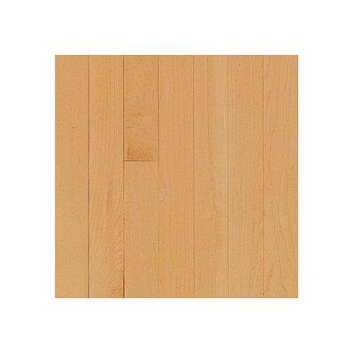Muirfield 2-1/4 Solid Maple Flooring in Natural