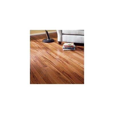 MeadowBrooke 3 Engineered Tigerwood Hardwood Flooring in Natural