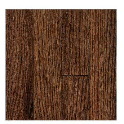 Muirfield 3 Solid Oak Hardwood Flooring in Tuscan Brown