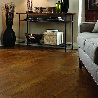 Chester Random Width Engineered Hickory Hardwood Flooring in Broadland