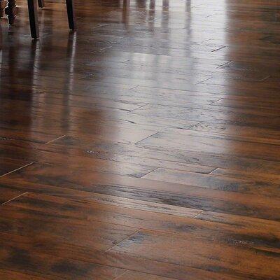 Bryant 6.8 Engineered Oak Flooring in Dark