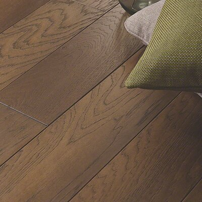 Chester Random Width Engineered Hickory Hardwood Flooring in Scotland