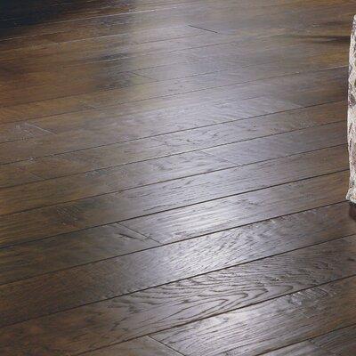 Yorkshire Hickory II 6.8 Engineered Hardwood Flooring in Dark