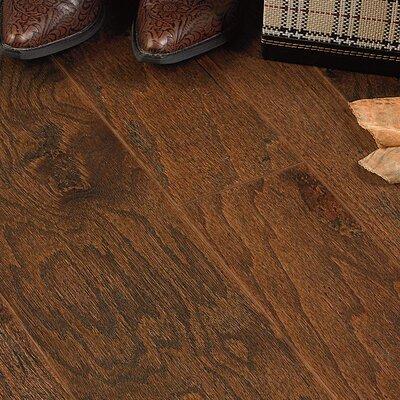 Bryant 6.8 Engineered Oak Hardwood Flooring in Dark