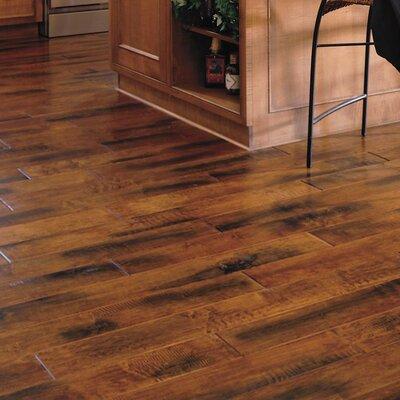 Lansing Maple 5 Engineered Maple Hardwood Flooring in Medium