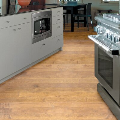 Rockford 5 Engineered Hickory Hardwood Flooring in Light
