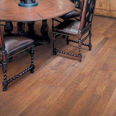 Rockford 5 Engineered Hickory Hardwood Flooring in Medium