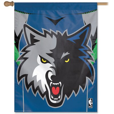 NBA Banner NBA Team: Minnesota Timberwolves 01626081