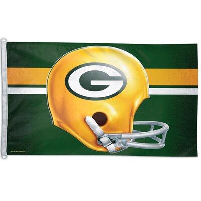 NFL Team Helmet Traditional Flag NFL Team: Pittsburgh Steelers 86287912