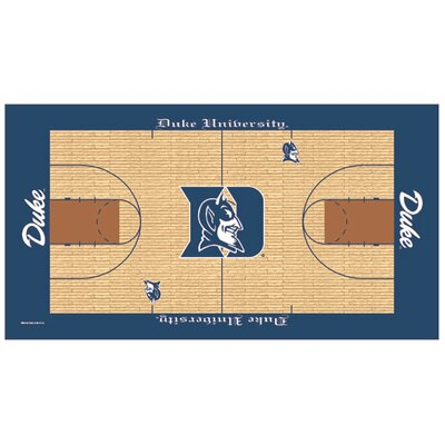 NCAA Duke Court Doormat