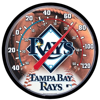 Wincraft MLB Thermometer - Baltimore Orioles - MLB Team: Tampa Bay Rays at Sears.com