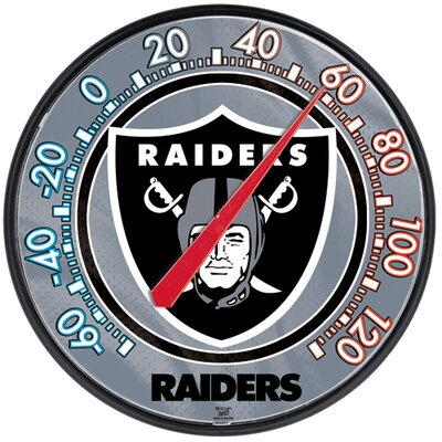 NFL Thermometer NFL Team: Oakland Raiders