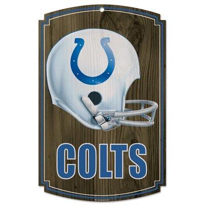 NFL Helmet Graphic Art Plaque NFL Team: Indianapolis Colts 71680091