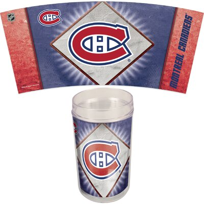 NHL Glass NHL Team: Montreal Canadiens 39327010