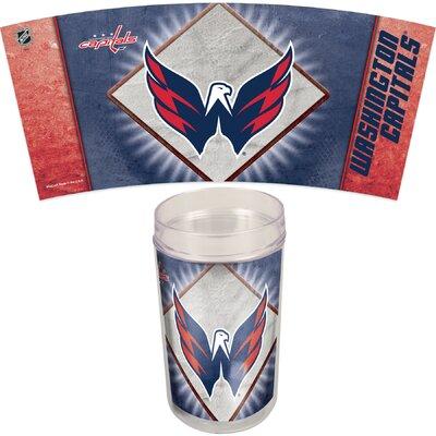 NHL Glass NHL Team: Washington Capitals 39697010