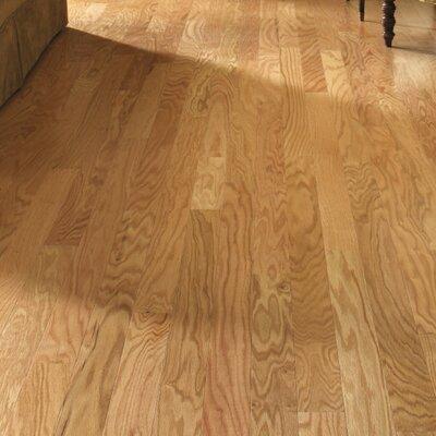 Gevaldo 3 Engineered Red Oak Hardwood Flooring in Natural