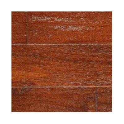 Gevaldo 5 Engineered Sucupira Preta Hardwood Flooring in Natural