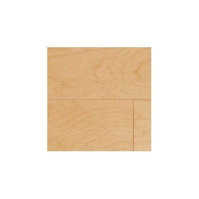 Kendall Random Width Engineered Maple Hardwood Flooring in Natural