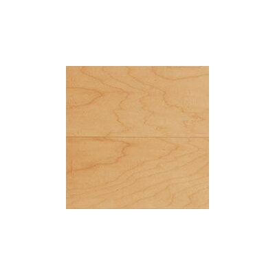Kendall Random Width Engineered North American Maple Hardwood Flooring in Natural