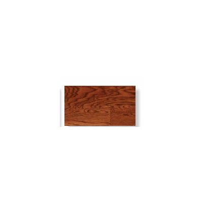 78 Oak Stair Nose in Walnut