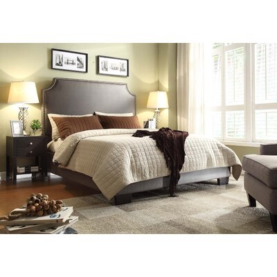 Diamond Sofa Athens Panel Bed (2 Pieces) - Size: King at Sears.com