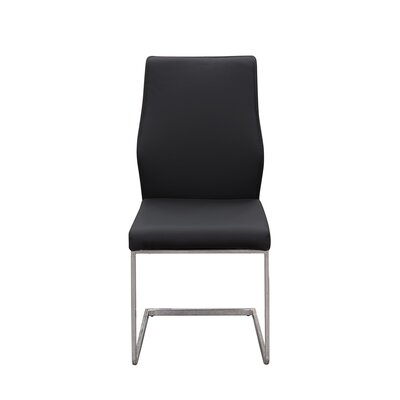Parsons Chair Finish: Black
