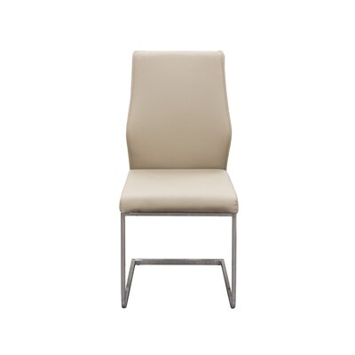Parsons Chair (Set of 2) Finish: Taupe