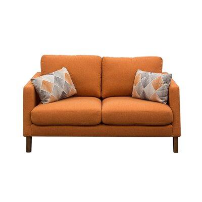 KEPPELLOHS DSF1669 Diamond Sofa Keppel Solid Loveseat