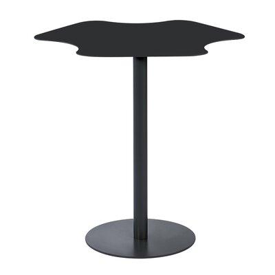 Peta End Table Color: Black