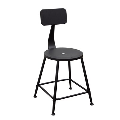 Douglas Bar Stool Finish: Black