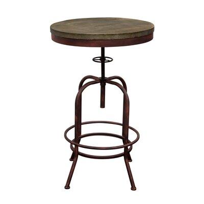 Fairfax Adjustable Height Pub Table