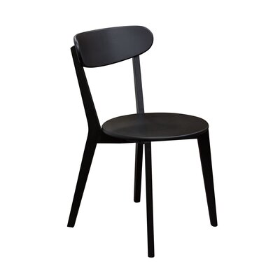 Noire Solid Wood Dining Chair